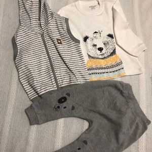 Other - 3 Piece Set Baby Boy
